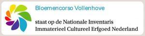 Website Corso Vollenhove - Bezoek Corso - Immaterieel Cultureel Erfgoed logo
